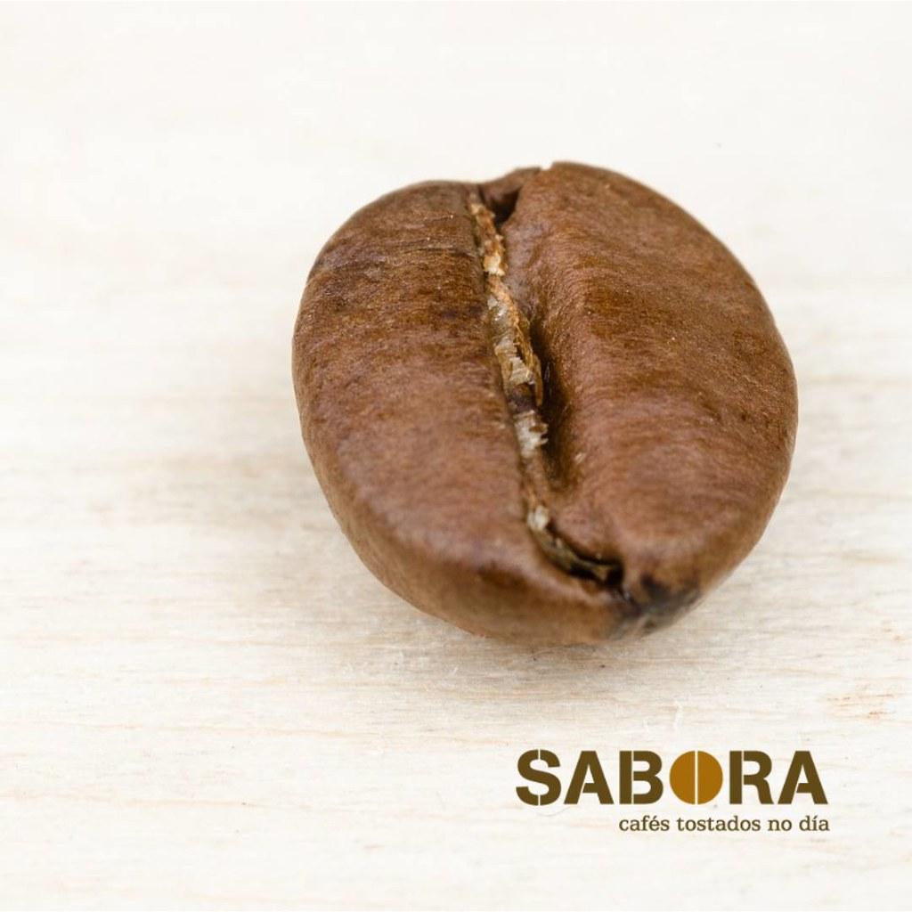 Grano de café Robusta