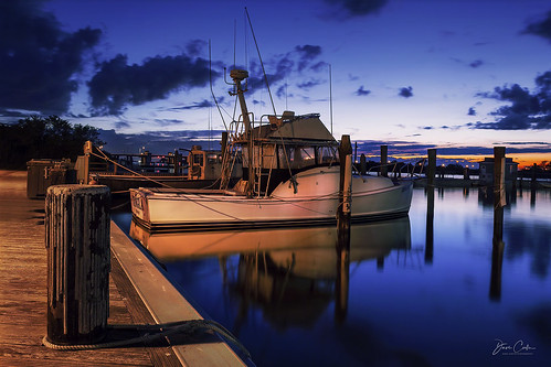 longisland captree boat ship dusk sunset evening ocean marina fishing dock