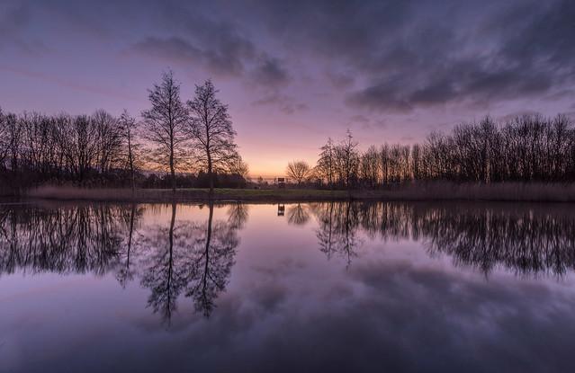 Carlton Park Sunrise