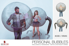 NEW! Personal Bubbles @ Bad Unicorn Mainstore