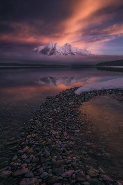 A Portrait of a Mountain