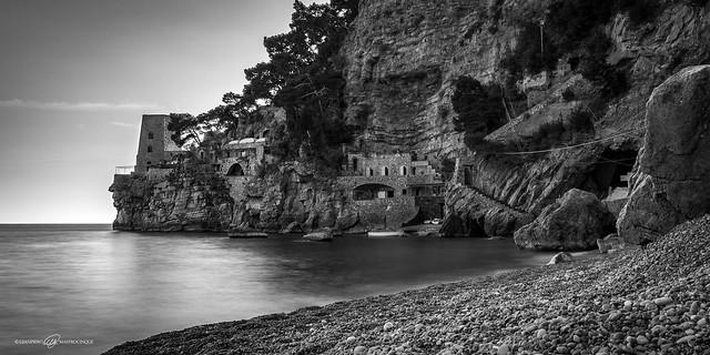 Spiaggia del Fornillo - Positano