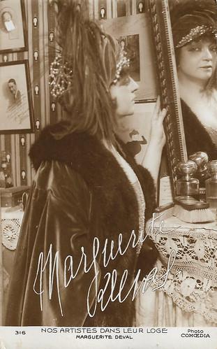 Marguerite Deval