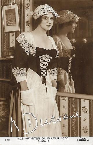Béatrix Dussane