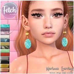 [Fetch] Marlowe Earrings @ Bloom