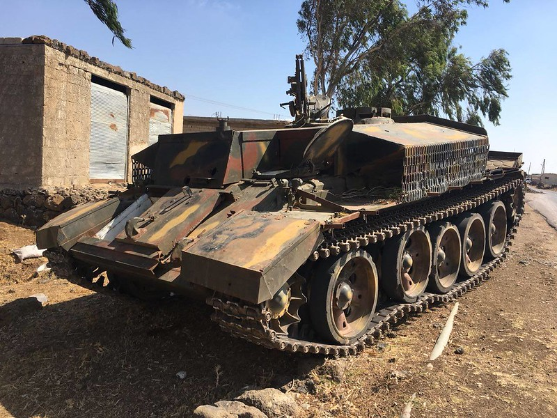 T-55-APC-captured-by-syrian-army-c2018-ljyp-1