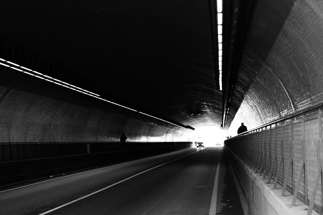 Everyone wants to see the light at the end of the tunnel