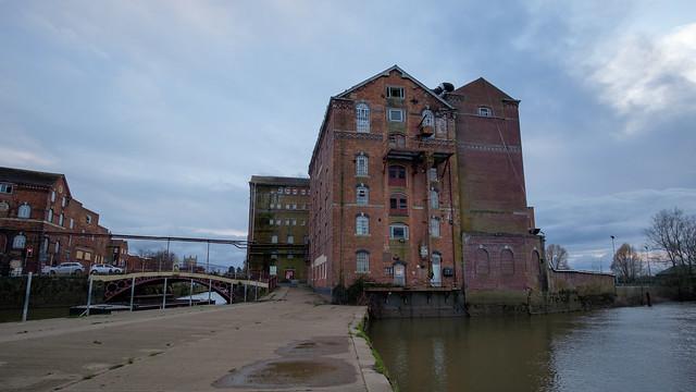 Healings Flour Mill