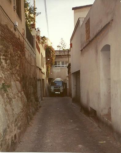 Pegaso a la muralla Titus de Mataró