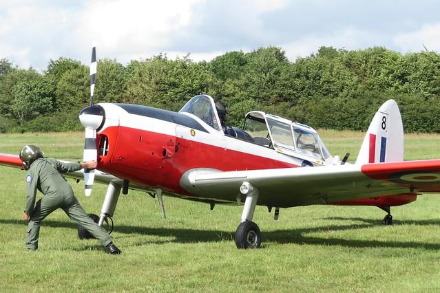 G-BYHL WG308 AeroExpo Wycombe Air Park 15 June 2019