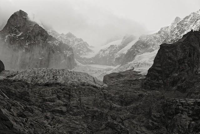 Mont Blanc scene. Best viewed large.