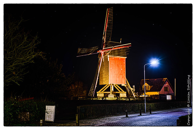 The Windmill in Retranchement.  #sigma50mmart  #SIGMA #canonphotography