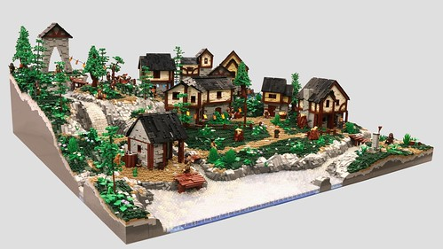 The Village of Thornefeld: A Collaborative Project