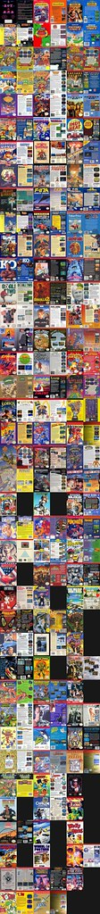 NES Game Releases 1992