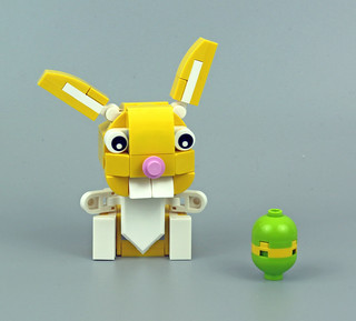Review:  30550 Easter Bunny