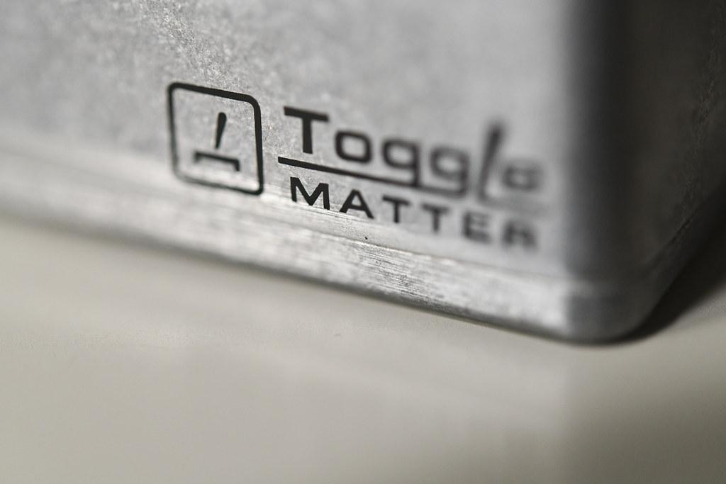 toggle switch『Toggle MATTER』