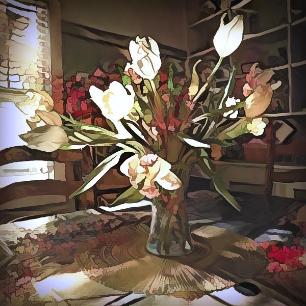 Spring Flowers-HSS