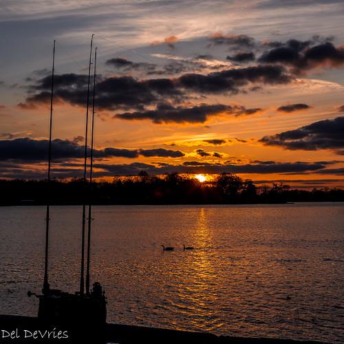 oldhickorylake shutesbranch tennessee wilsoncounty sunset oldhickory unitedstatesofamerica