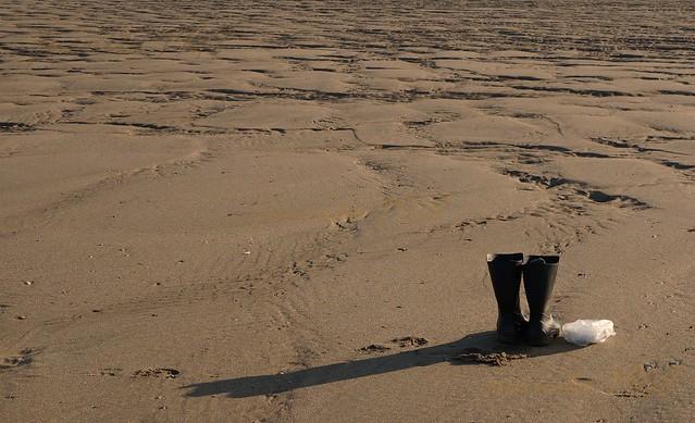 La inmensidad de las playas. #yomequedoencasa#