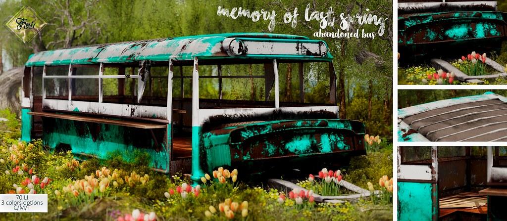 .Florix. memory of last spring – Bloom