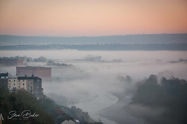 City in the Fog [Explore]