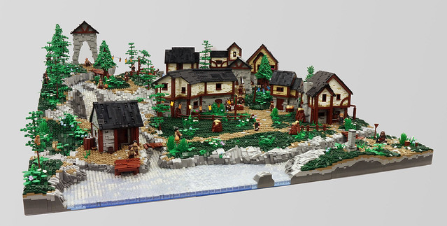 The Village of Thornefeld; A Collaborative Project