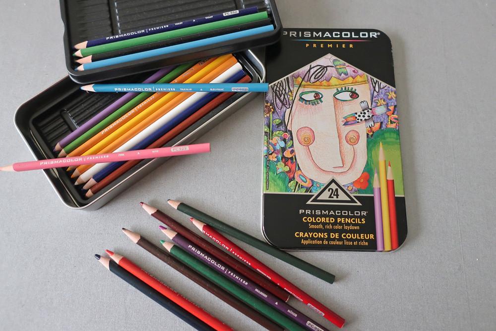 Prisma pencils