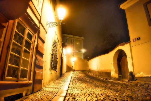Lower Streets of Prague New World