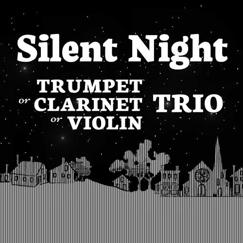 Silent Night for Trumpet Trio