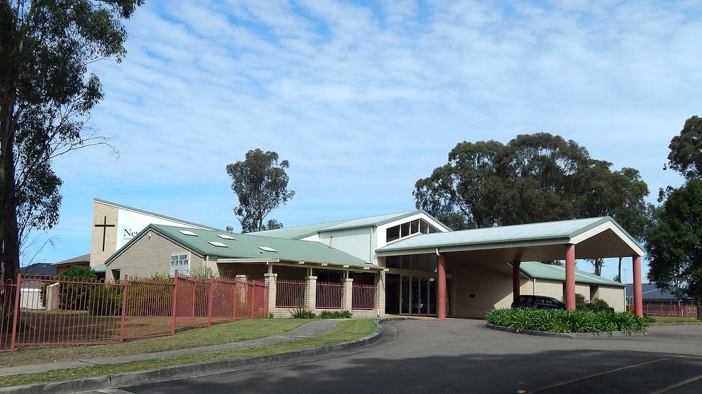 New Life Christian Church, Woodcroft, Sydney, NSW.