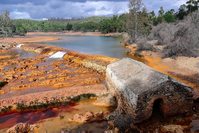 Salida a río Tinto (Ruta de los molinos de río Tinto) 8-2-2020