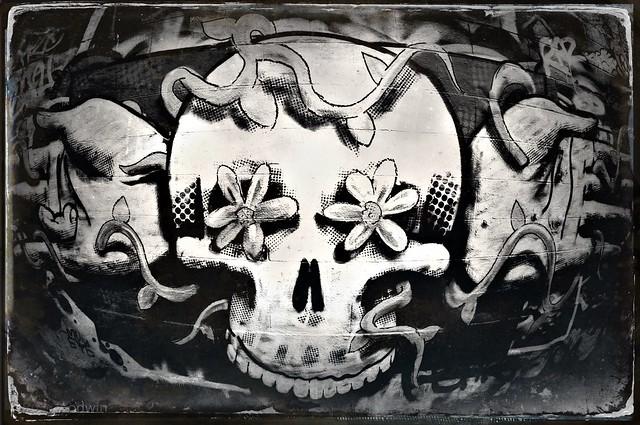 Beverly graffiti