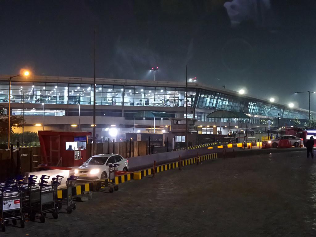 Bandara India Gandhi