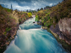 Huka Falls - The Other Side