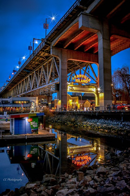 Granville Island -  Heart of Vancouver, BC