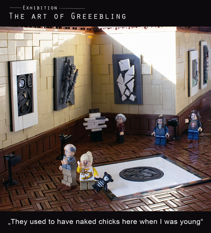 The art of greebling