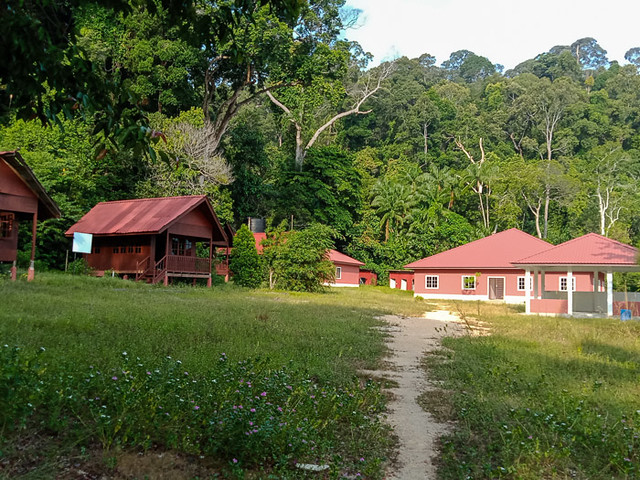Abandoned Resort in Hutan Lipur