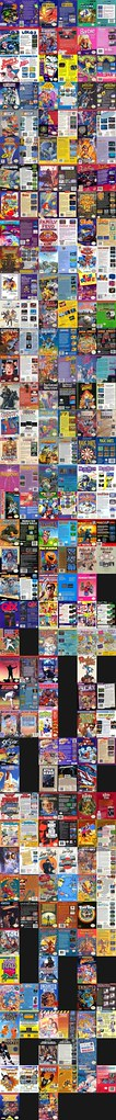NES Game Releases 1991