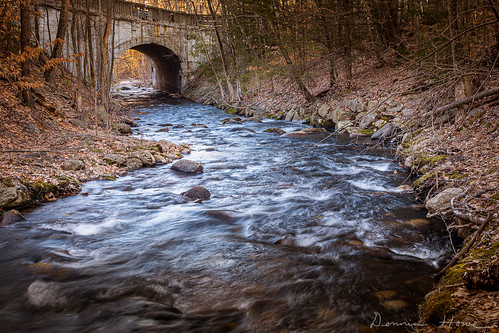 ashby massachusetts landscape bridge stream river