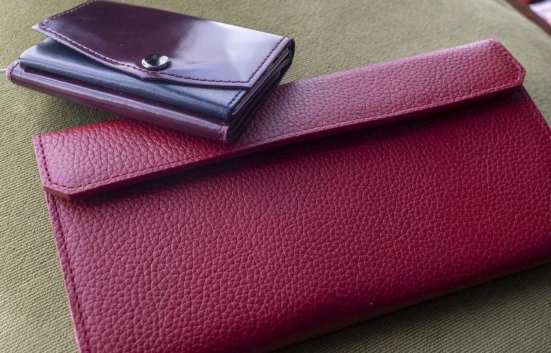制作やプロマネに好適?プロジェクト管理型 ツインズ財布 abrAsus