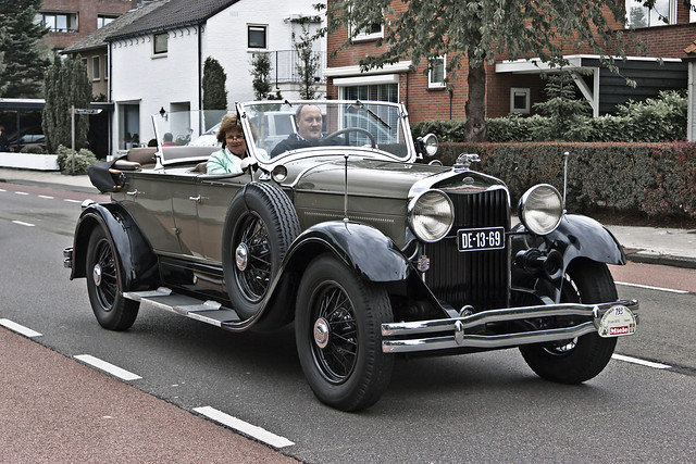 Lincoln Phaeton 1929 (6096)
