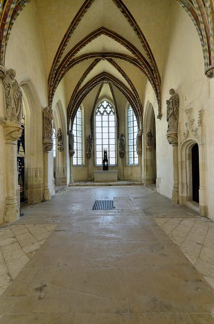 Châteaudun (Eure-et-Loir) - Le château - Sainte-Chapelle