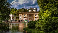 Łazienki Królewskie - Palace on the Water Warsaw
