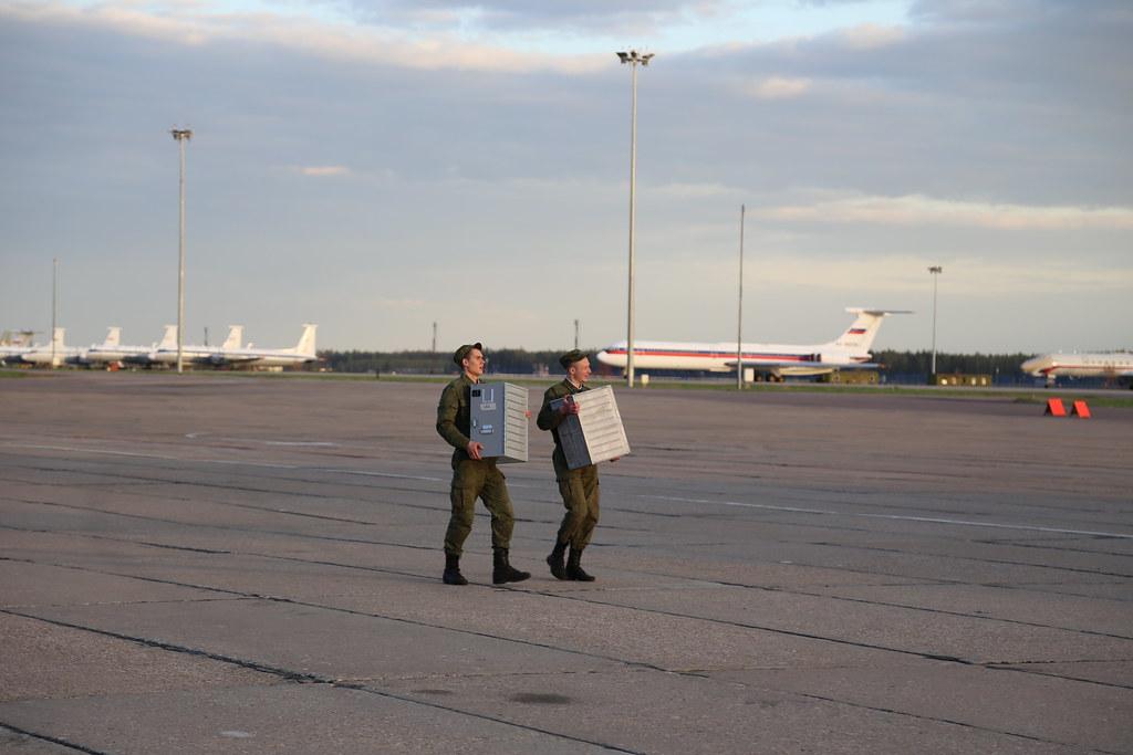 Российские военные вирусологи уже спасают Италию 3