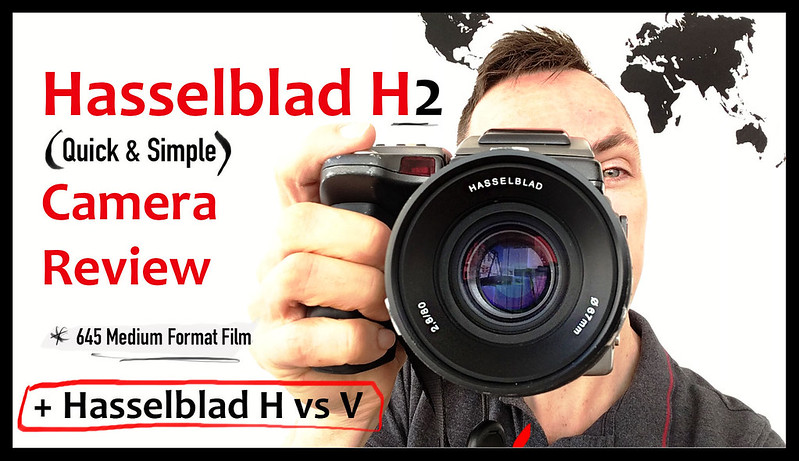 YouTube: Hasselblad H2 Review!
