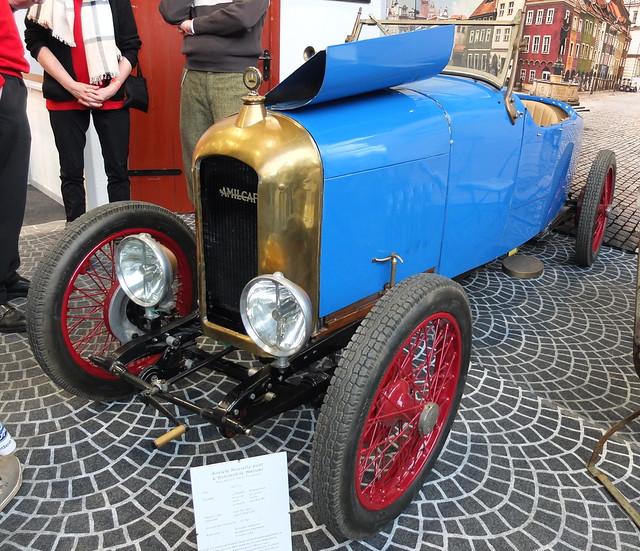 Amilcar 6CV C4 1925