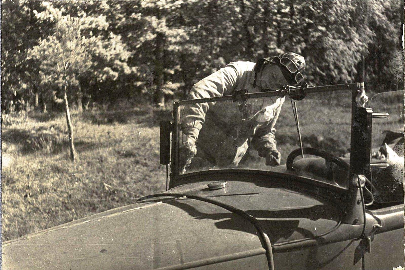 27. Сафонова, водитель