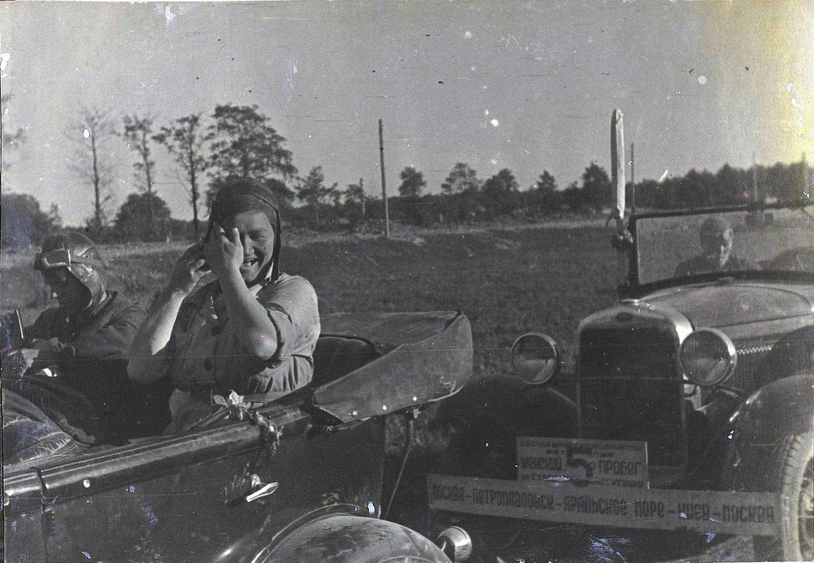 18. Богомолова А., секретарь пробега