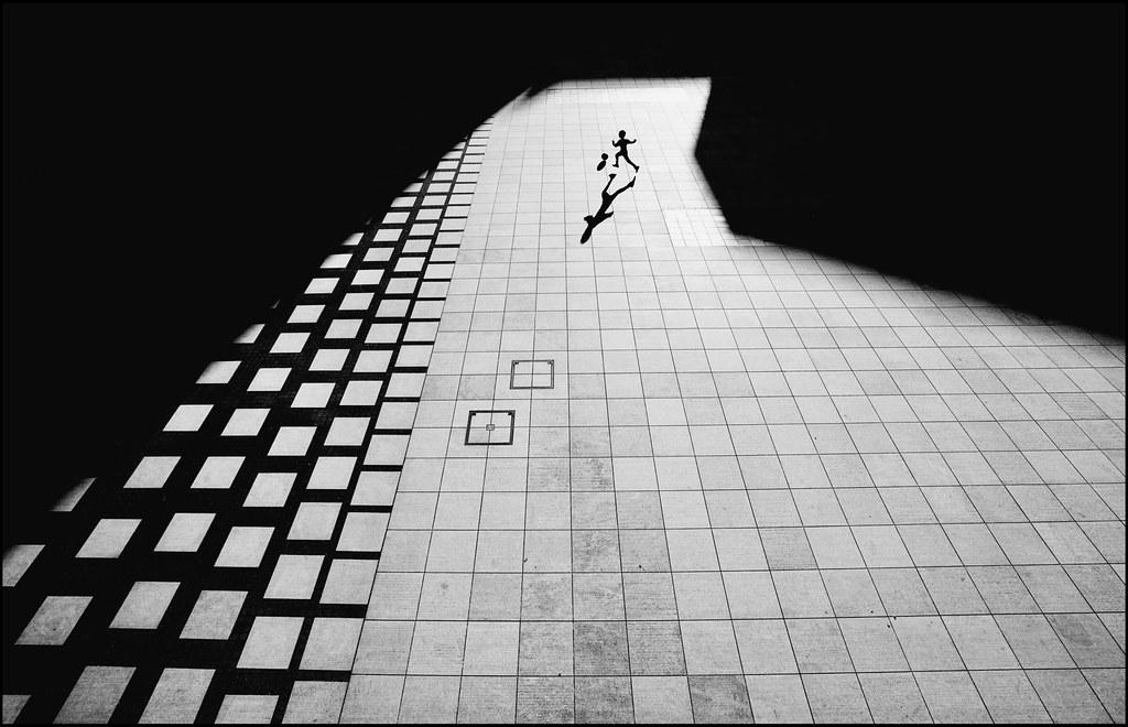 Covid19:  Alone in the city
