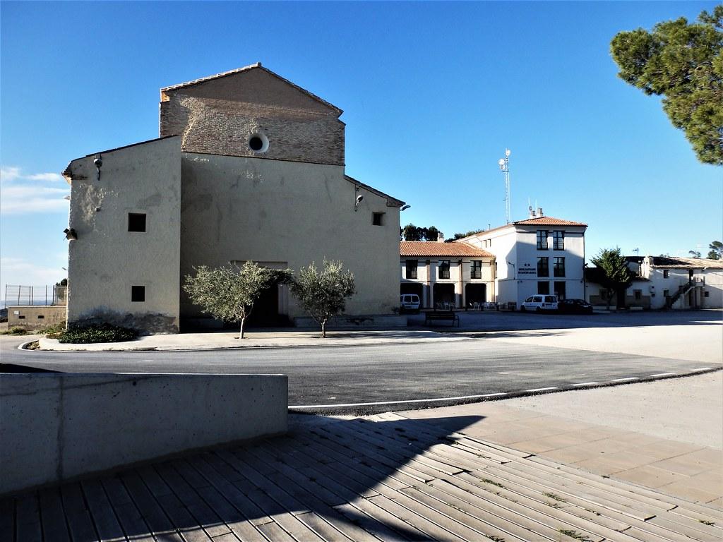 Santuario-Hotel de Sancho Abarca - Tauste.